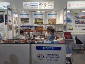 Công ty TNHH MTT Hàn Quốc HOẠT ĐỘNG