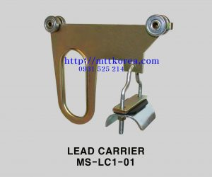 Con lăn dẫn đầu hướng ray C- Lead Carrier ( MS-LC1-01).