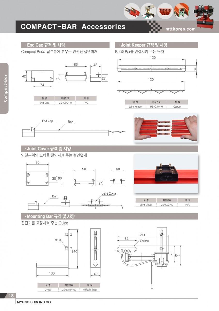 Công ty TNHH MTT Hàn Quốc Ray điện an toàn - Compact bar