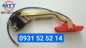 Chổi tiếp điện 3P 60A PVC cầu trục