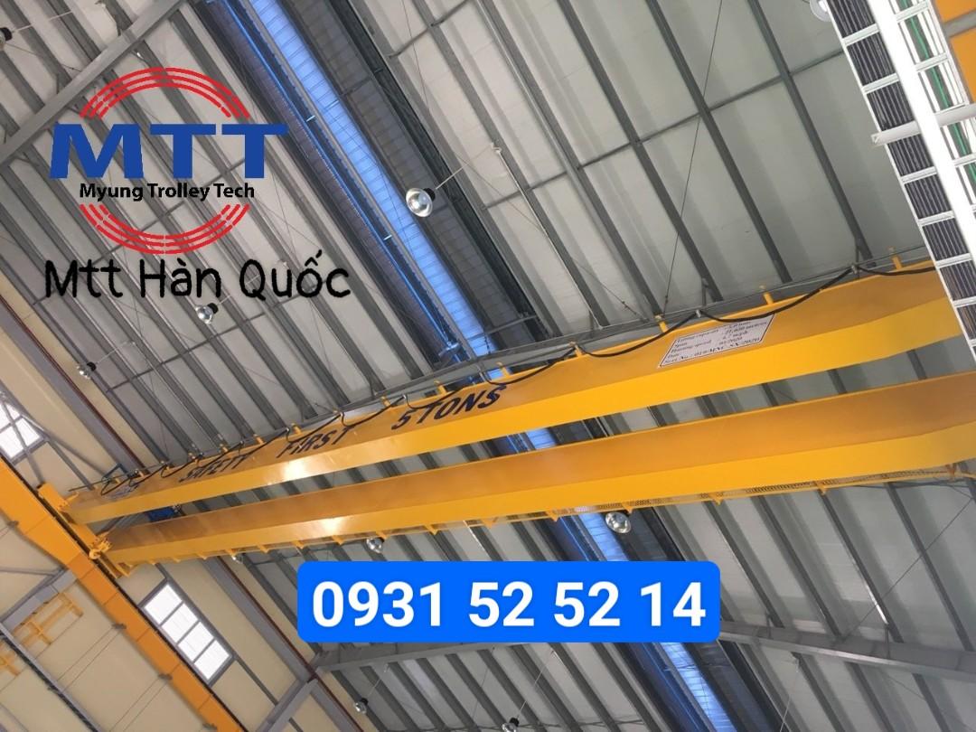 Công ty TNHH MTT Hàn Quốc Máng chữ C cầu trục 30x40