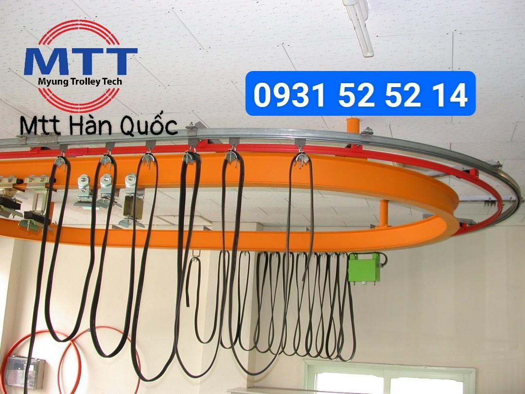 Công ty TNHH MTT Hàn Quốc Cáp điện dẹt cho cầu trục