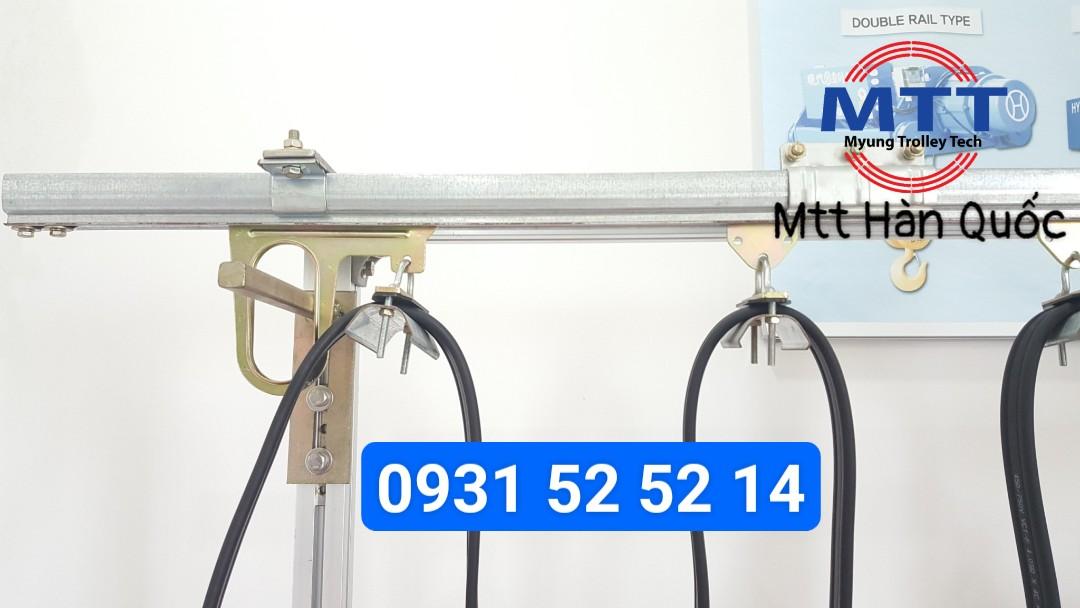 Công ty TNHH MTT Hàn Quốc Phụ kiện ray C cầu trục