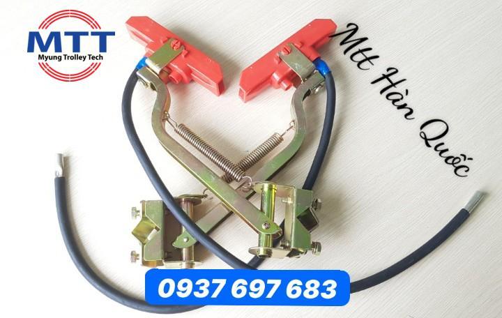 Công ty TNHH MTT Hàn Quốc Chổi tiếp điện cầu trục Hàn Quốc