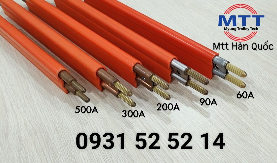 Công ty TNHH MTT Hàn Quốc Ray điện an toàn 60A Hàn Quốc