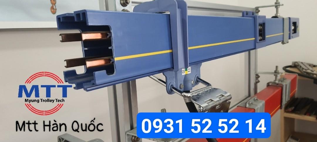 Công ty TNHH MTT Hàn Quốc Ray điện hộp kín 4P 60A LCL