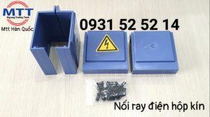Nối ray điện hộp kín 4P